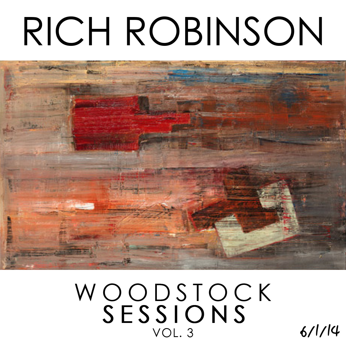 Woodstock Sessions Volume 3 – Rich Robinson